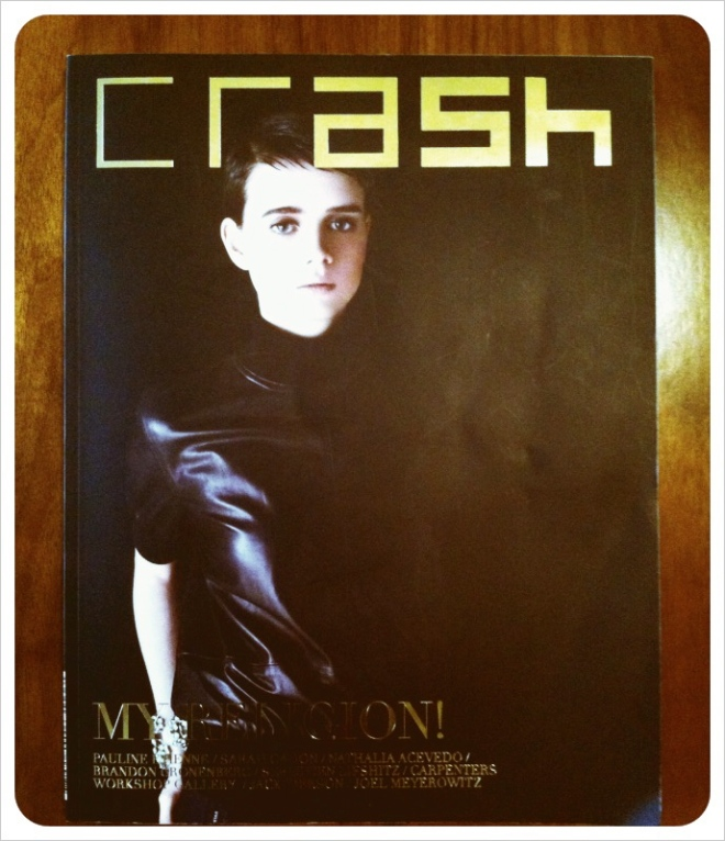 INTERVIEW FOR crash magazine